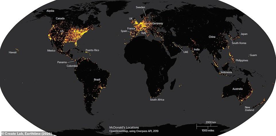 Cartina Mondo Hawaii.Terra Incognita Nuove Mappe Per Un Nuovo Mondo Il Blog Di Beppe Grillo